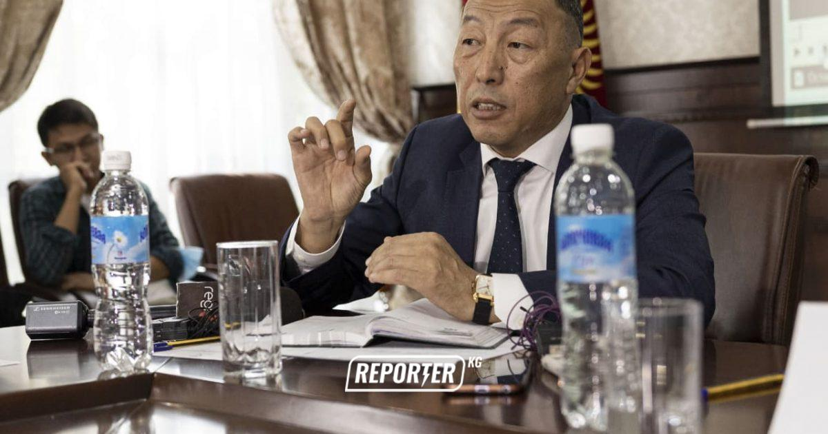Доскул Бекмурзаев: Кышында электр энергиясы үзгүлтүксүз берилет