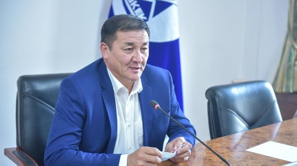 Жамалбек Ырсалиев аким болду