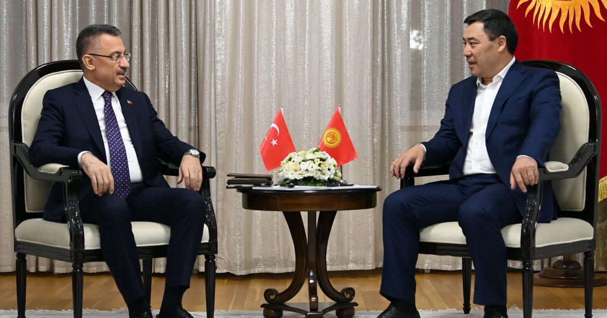 Кыргыз-түрк алака талкууга алынды