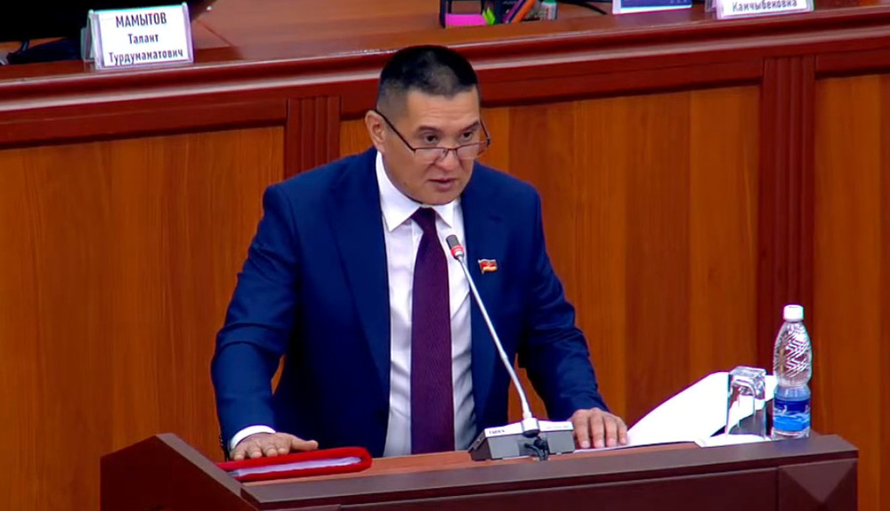 Абдугапаров Жогорку Кеңештин депутаты болду