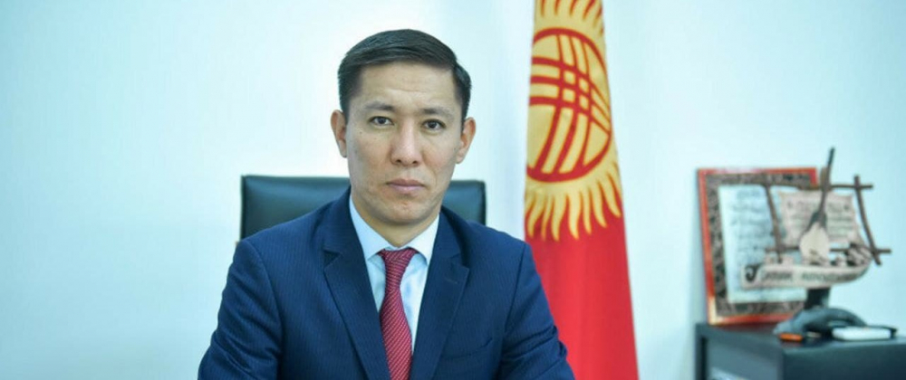 Бишкек: вице-мэр Азамат Сагындык уулу кызматтан кетти
