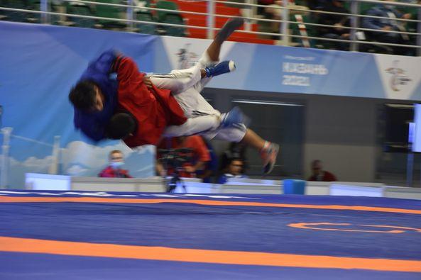 Игры СНГ: Сборная Кыргызстана по борьбе на поясах завоевала 8 медалей на I Играх СНГ