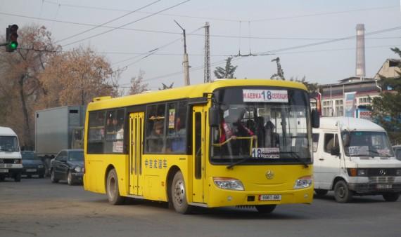 Стоимость проезда в общественном транспорте. Тарифы вновь пересмотрят