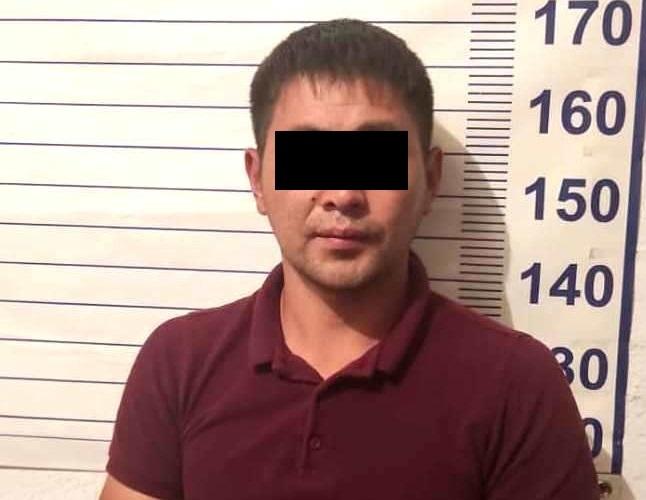 В Караколе задержан «любитель» покатать девушек на угнанных авто