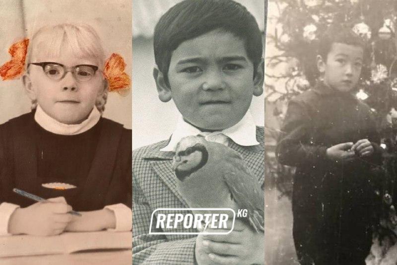 День знаний. Какими были политики в школьные годы — фото