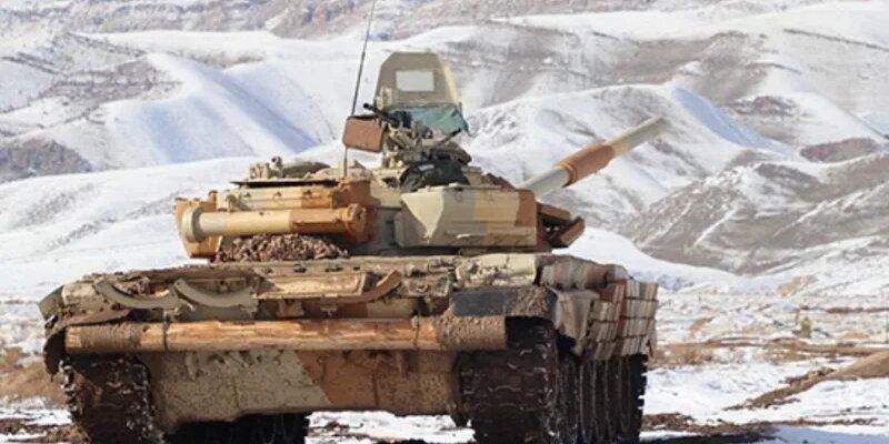 Россия усиливает свою военную базу в Таджикистане
