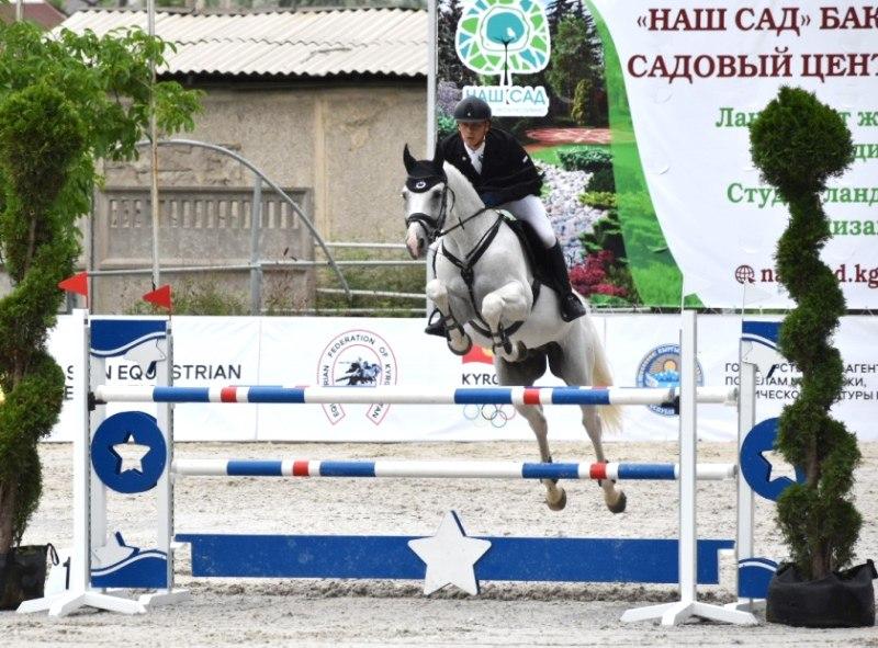 Кыргызстанцы выиграли два серебра на чемпионате Евразии по конному спорту