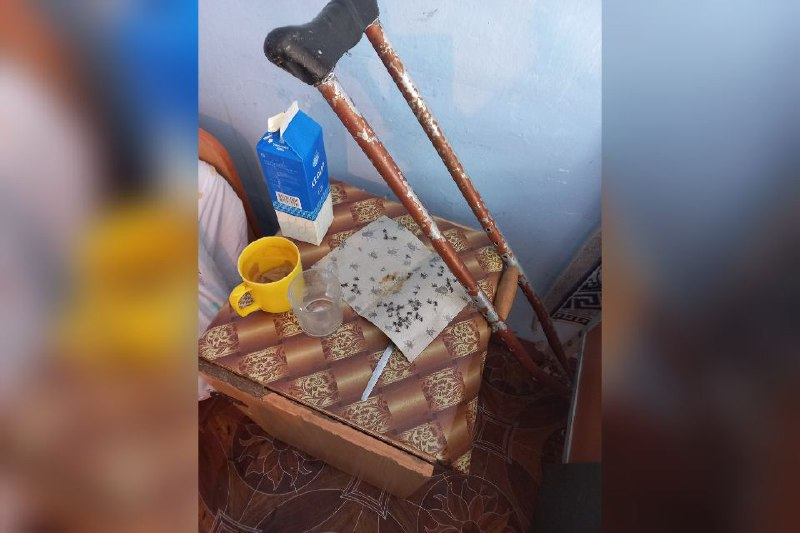 Жестокое обращение и антисанитария. Выявлены нарушения в Сузакском доме для престарелых
