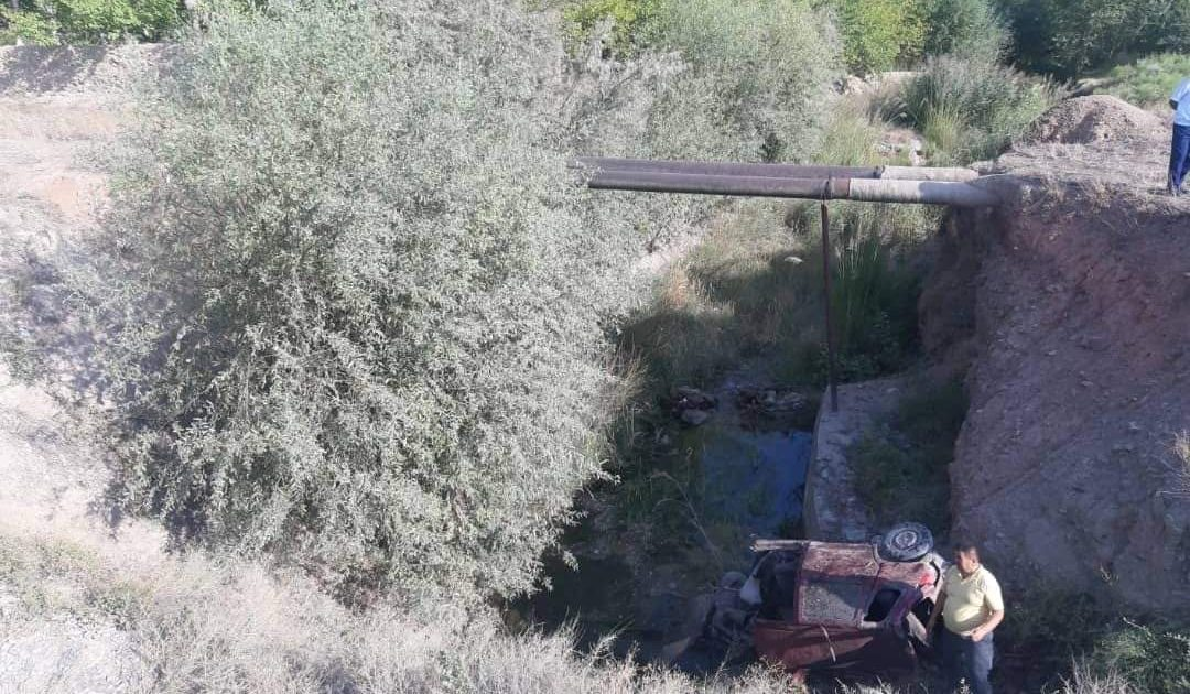 Страшное ДТП в Баткенской области. Три человека погибли