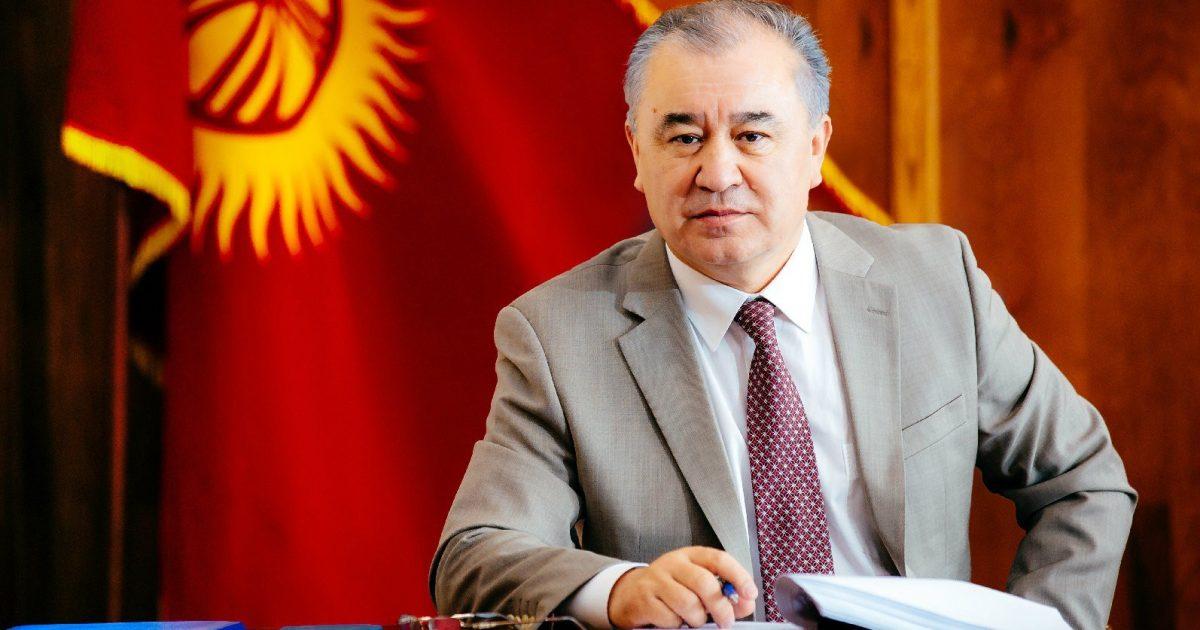Под давлением соцсетей. Текебаев отказался от должности посла в Германии
