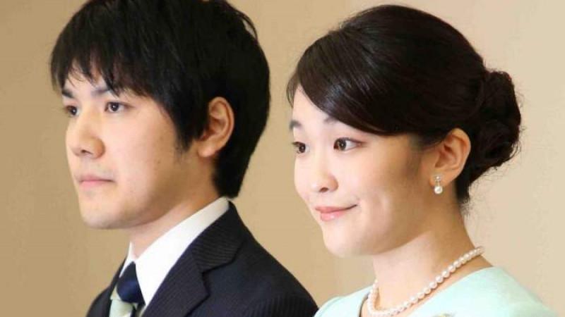 Японская принцесса готова лишиться титула ради свадьбы с любимым