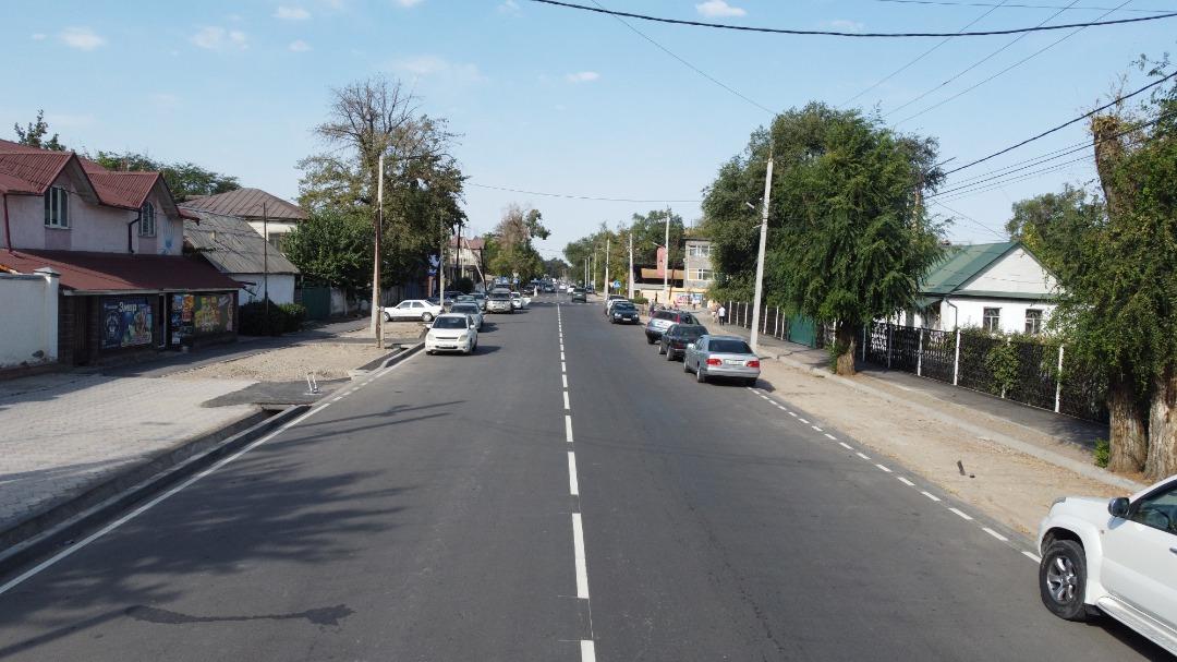В Бишкеке после ремонта открыли 11 улиц (список)