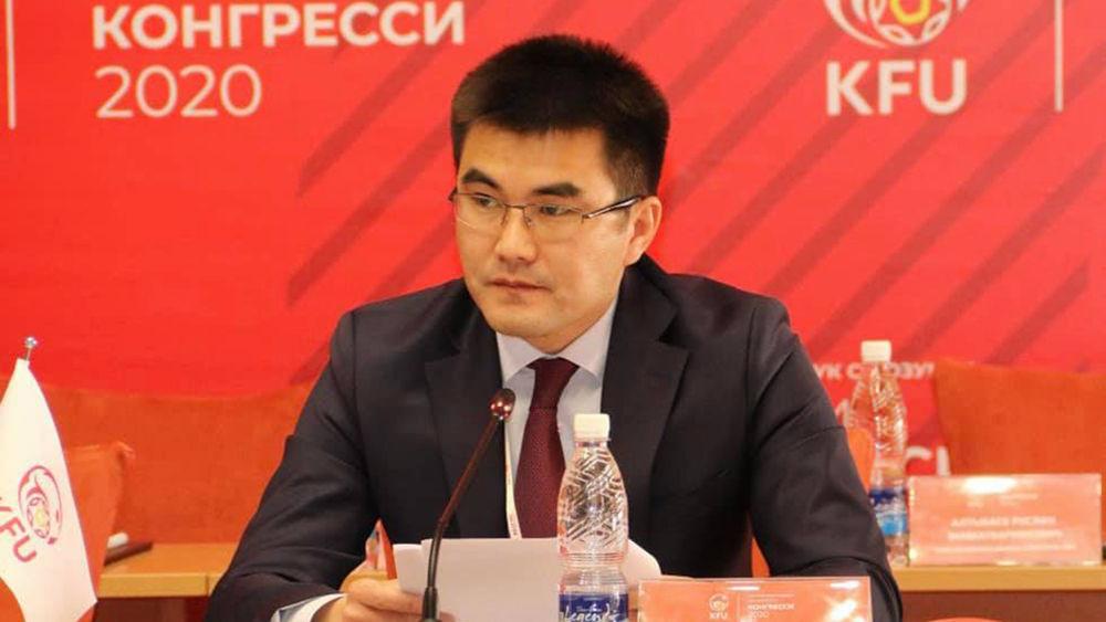 Кыргыз футболуна жаңы жетекчи шайланды