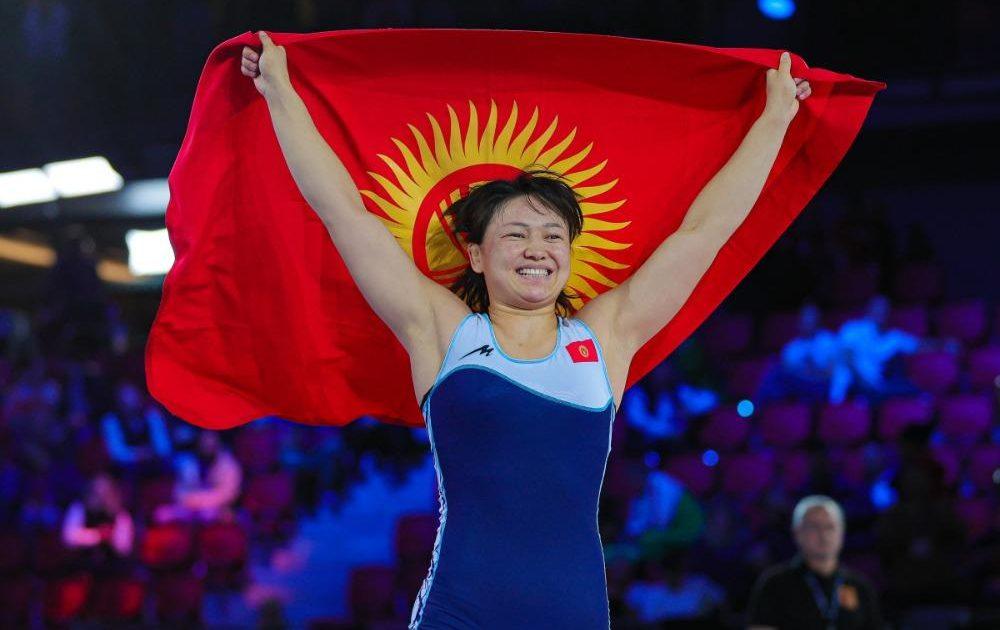 Мээрим Жуманазарова дүйнөлүк рейтингде экинчи орунга көтөрүлдү
