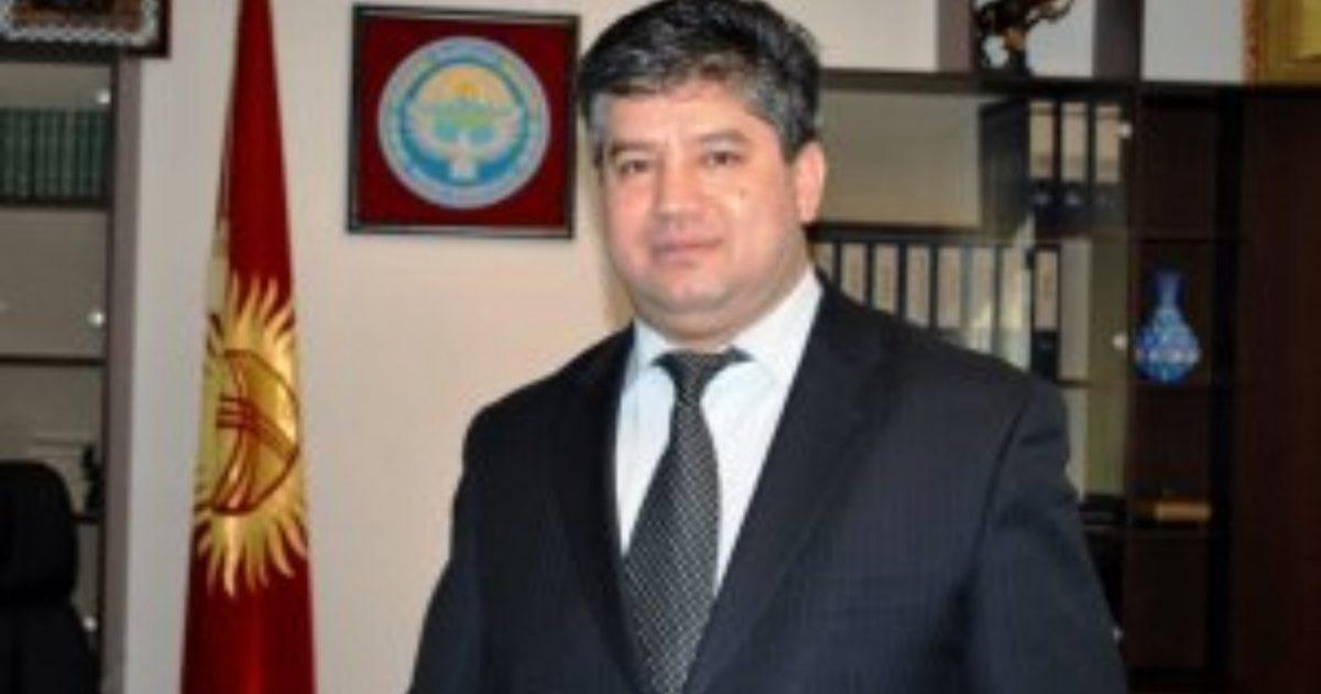 Шайлоо-2021: Равшан Сабиров кызматтан кетти