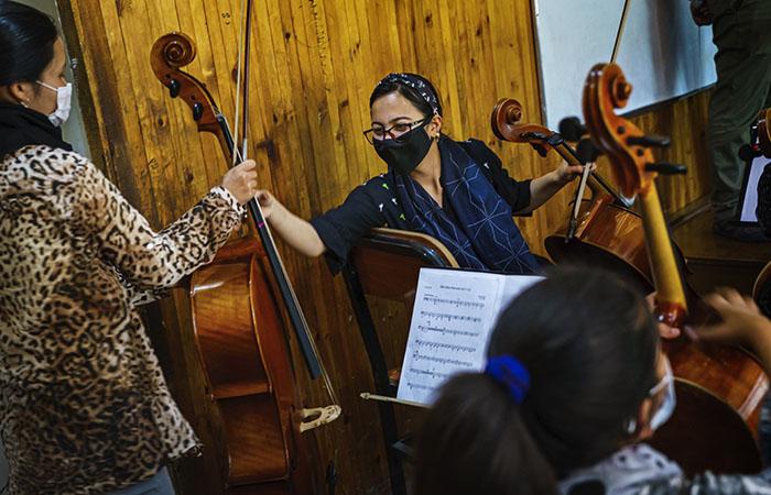 Талибдер Ооганстандан музыканттарды кууп жатат