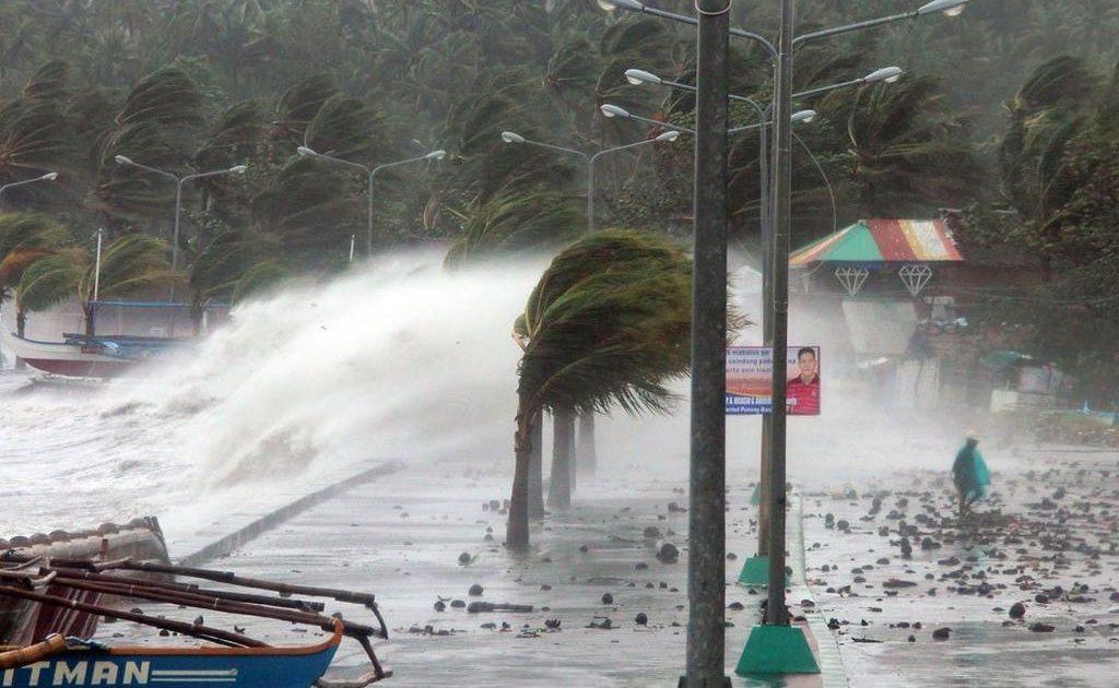 Филиппин: Тайфундан кишилер каза тапты (ВИДЕО)